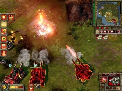 Command and Conquer Red Alert 3 Files; Official Patches; v112 Internet Expl